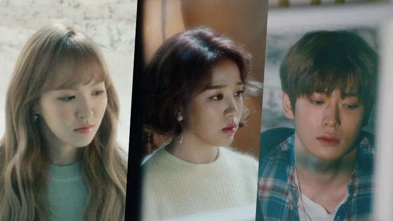 """Watch: Red Velvet's Wendy And Baek A Yeon Sing About """"The Little Match Girl"""" In MV Featuring NCT's Jaehyun"""