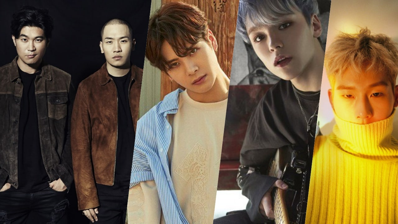 Update: GOT7's Jackson And SEVENTEEN's Vernon To Join MONSTA X's Jooheon In Reported 2017 MAMA Collaboration With Dynamic Duo