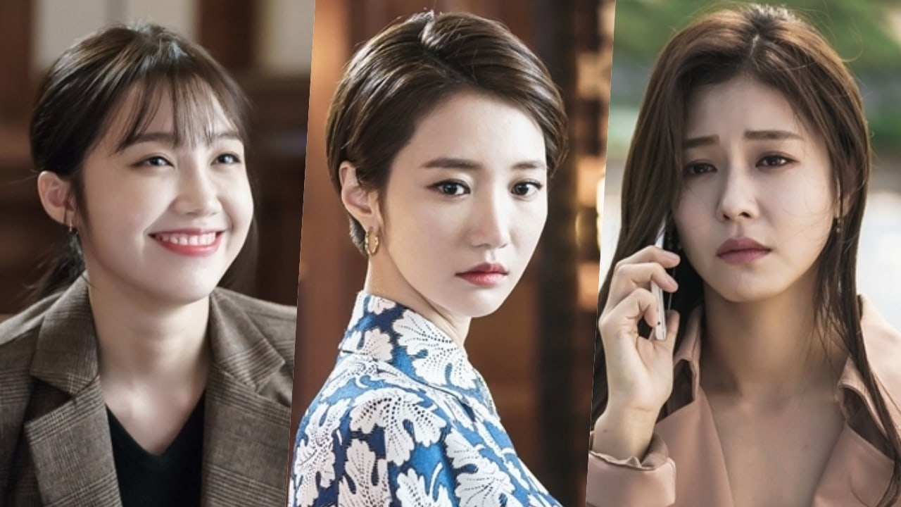 "Jung Eun Ji, Go Jun Hee, And Kyung Soo Jin Captivate Viewers As ""Untouchable"" Enjoys A Strong Start"