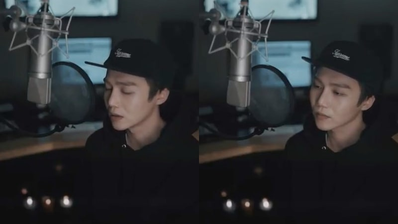 """Watch: PENTAGON's Jinho Shares Moving Cover Of Ballad """"On A Sleepless Night"""""""