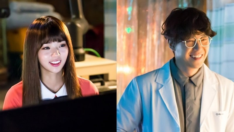 """Chae Soo Bin And Uhm Ki Joon Are All Smiles In New """"I Am Not A Robot"""" Stills"""