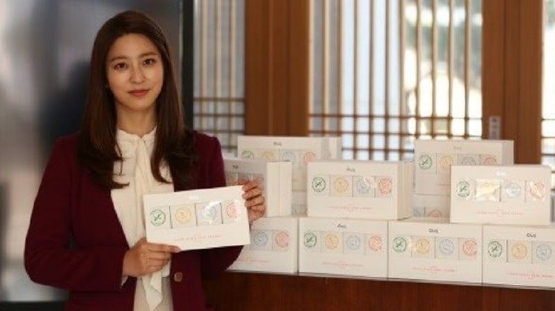 "Park Se Young Surprises ""Money Flower"" Staff With Thoughtful Gift"