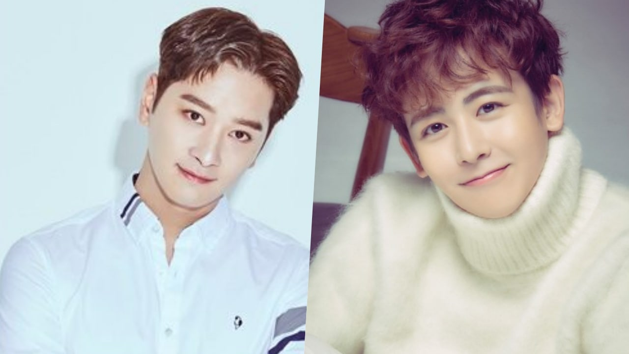 2PM's Chansung To Show Support For Nichkhun By MCing His Solo Fan Meeting In Seoul
