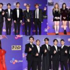 Stars Shine On The Red Carpet At The 2017 MAMA In Hong Kong