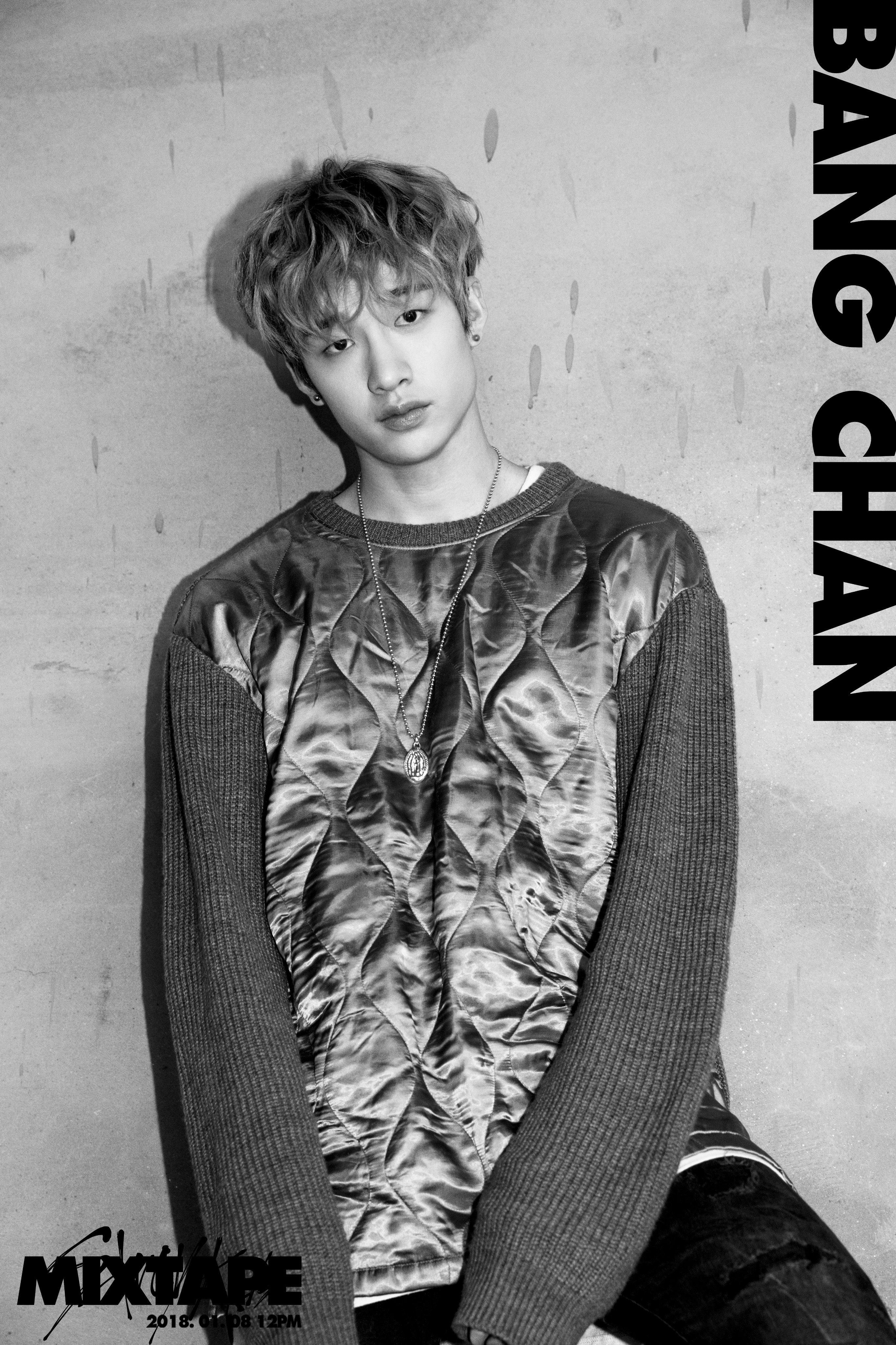 "Stray Kids >> Mini Album ""Clé 2 : Yellow Wood"" Bang-Chan"