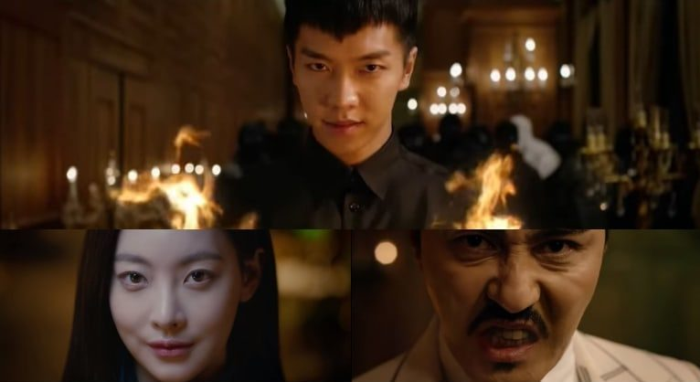 """Watch: """"Hwayugi"""" Releases Additional Character Teasers For Lee Seung Gi, Oh Yeon Seo, And Cha Seung Won"""