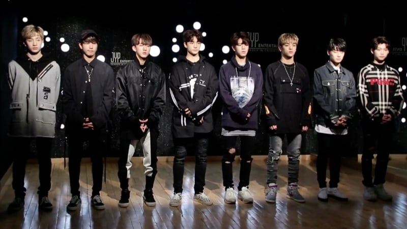 """Watch: """"Stray Kids"""" Tearfully Awaits JYP's Decision On Possible 2nd Elimination In New Preview"""