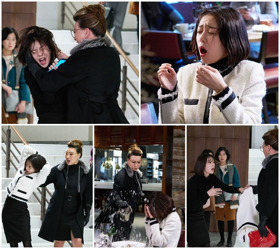 "Baek Jin Hee Gets Publicly Humiliated In New ""Jugglers"" Drama Stills"