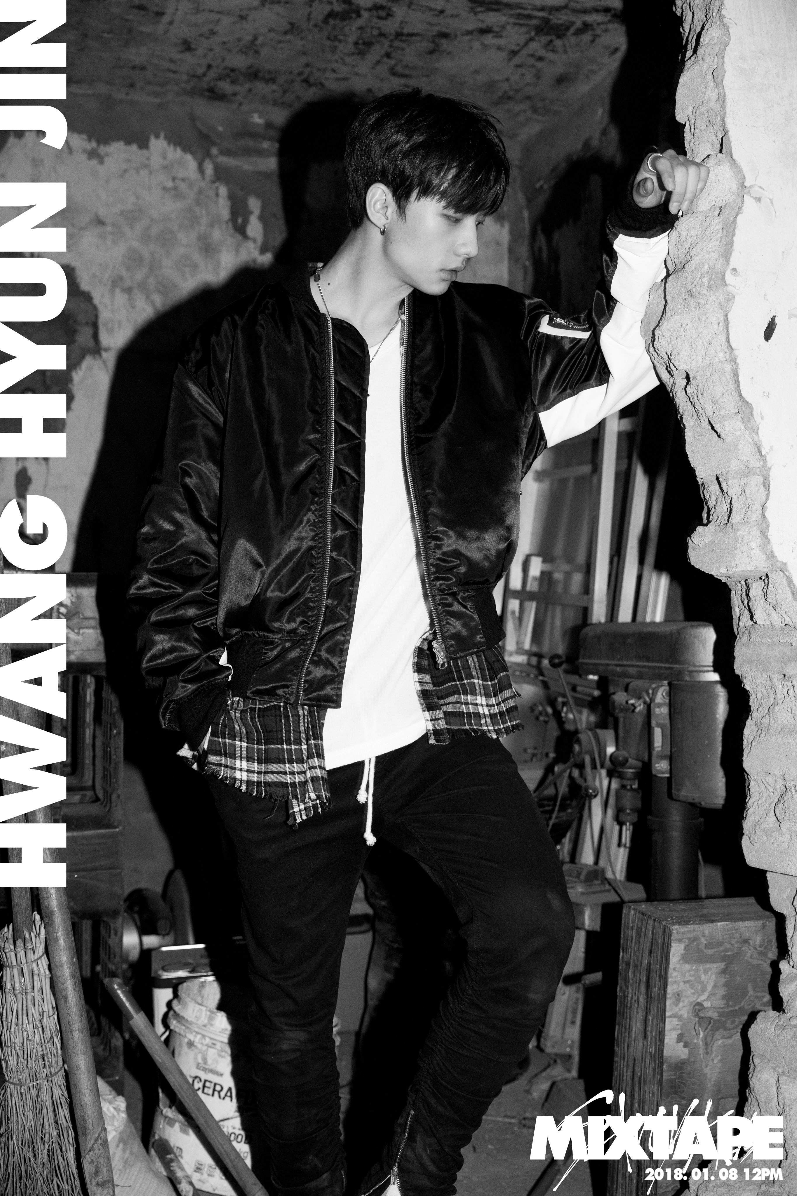 "Stray Kids >> Mini Album ""Clé 2 : Yellow Wood"" Hwang-Hyun-Jin"