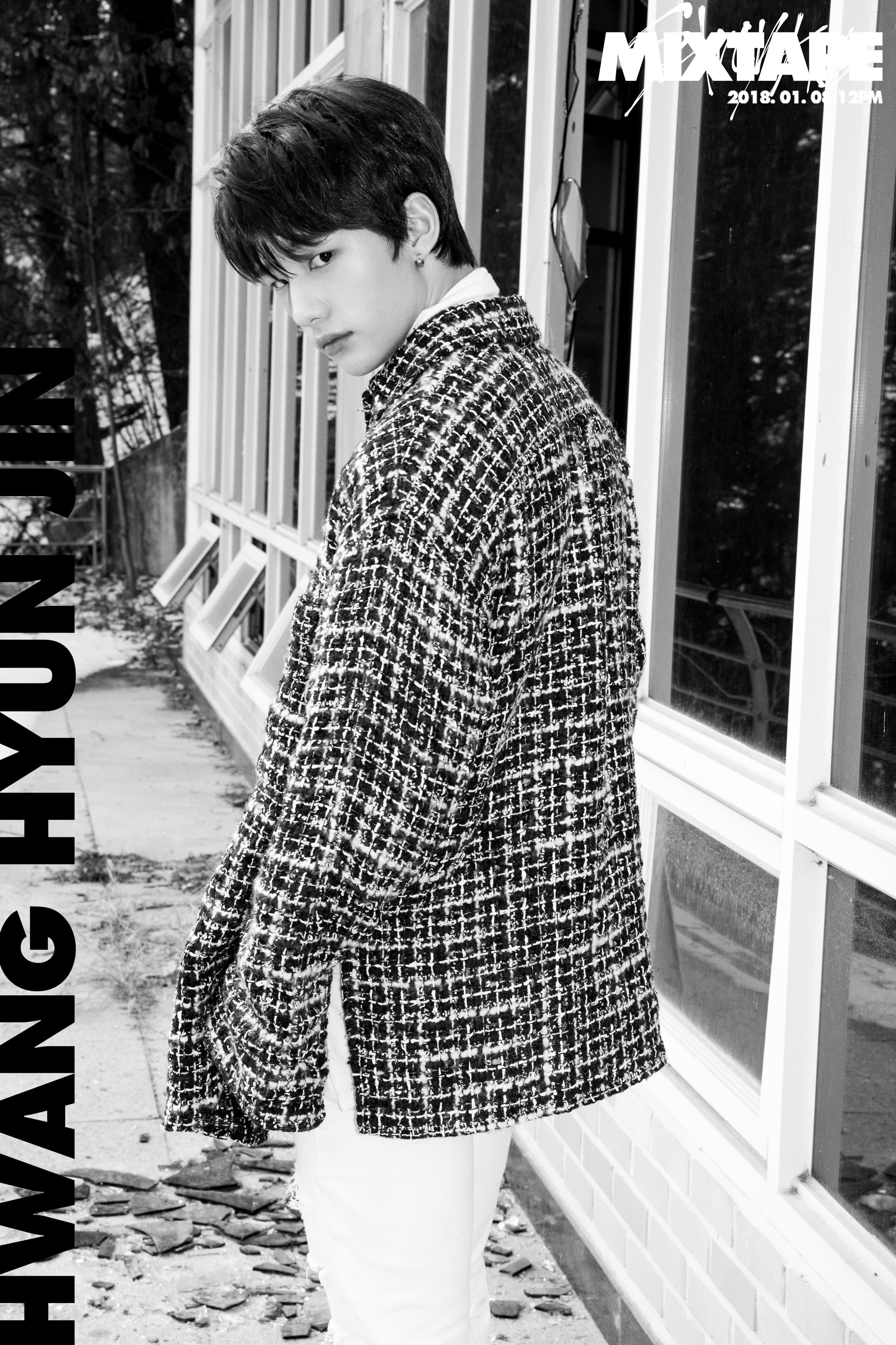 "Stray Kids >> Mini Album ""Clé 2 : Yellow Wood"" Hwang-Hyun-Jin-1"