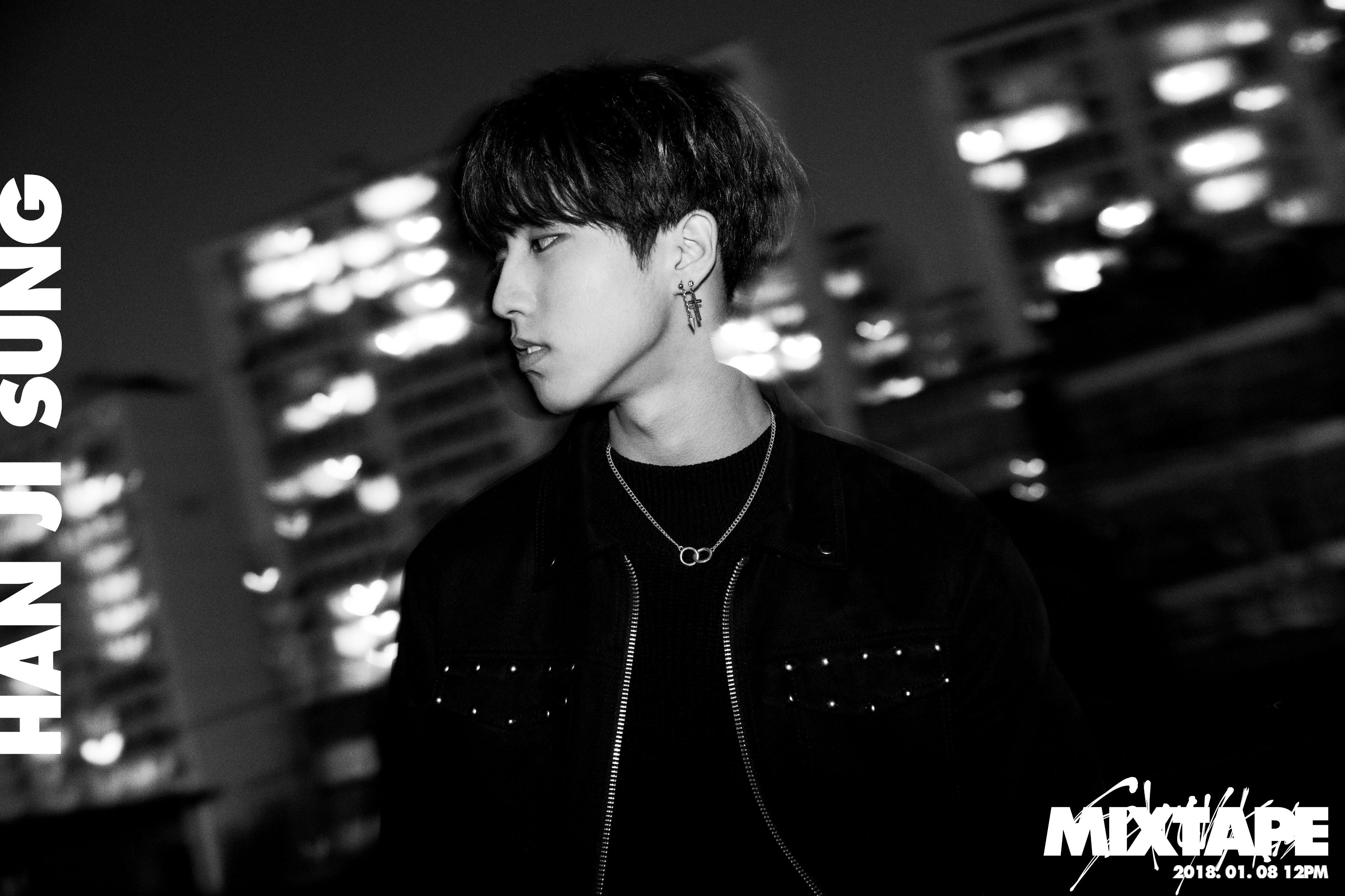 "Stray Kids >> Mini Album ""Clé 2 : Yellow Wood"" Han-Ji-Sung"