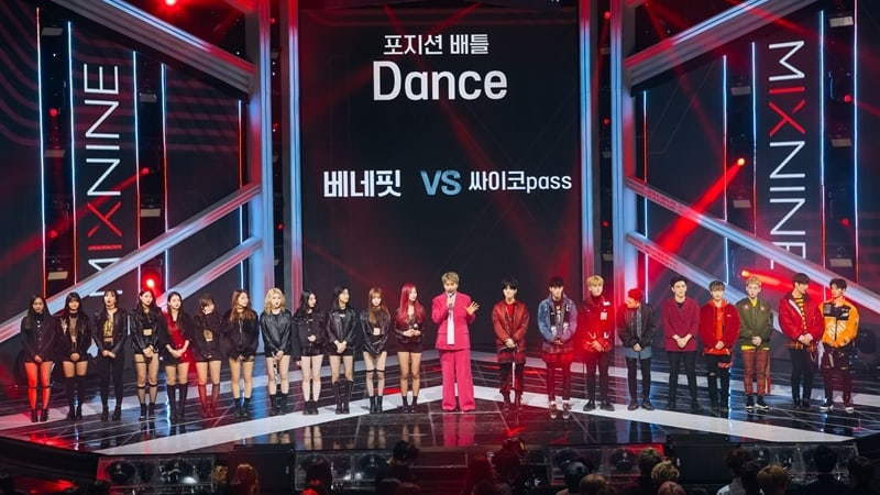 "Watch: ""MIXNINE"" Announces Top Female And Male Aces Of Each Category In Episode Preview"