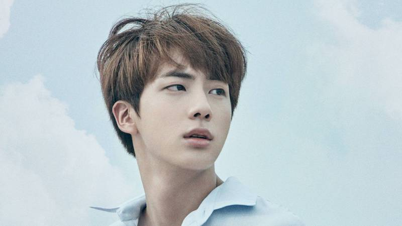 """""""WorldwideHandsomeDay"""" Trends No. 1 On Twitter For BTS's Jin On His Birthday"""