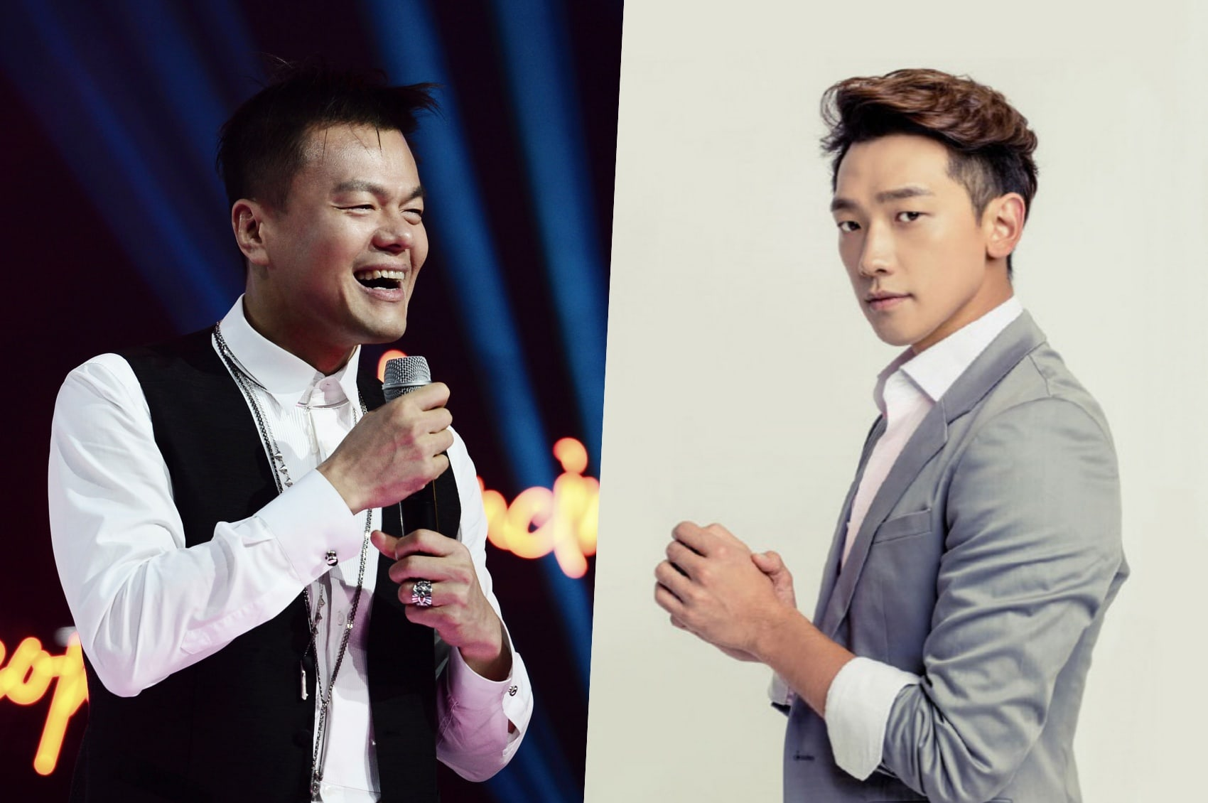 Park Jin Young Talks About Rain's Memorable JYP Audition And Once Crying At Rain's Acceptance Speech