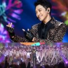 """Watch: Rain Makes A Roaring Comeback With Performances Of Hit Tracks, Collaboration With """"The Unit"""" Idols, And More"""