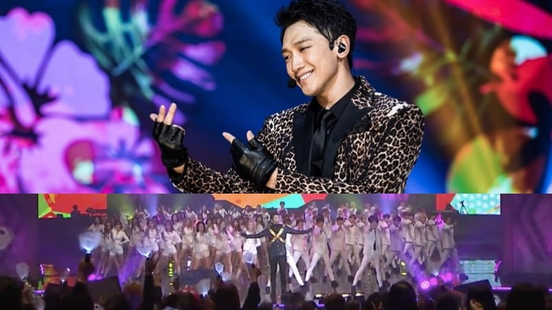 "Watch: Rain Makes A Roaring Comeback With Performances Of Hit Tracks, Collaboration With ""The Unit"" Idols, And More"