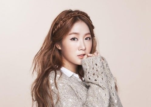 Soyou To Participate In Pyeongchang 2018 Olympics Torch Relay