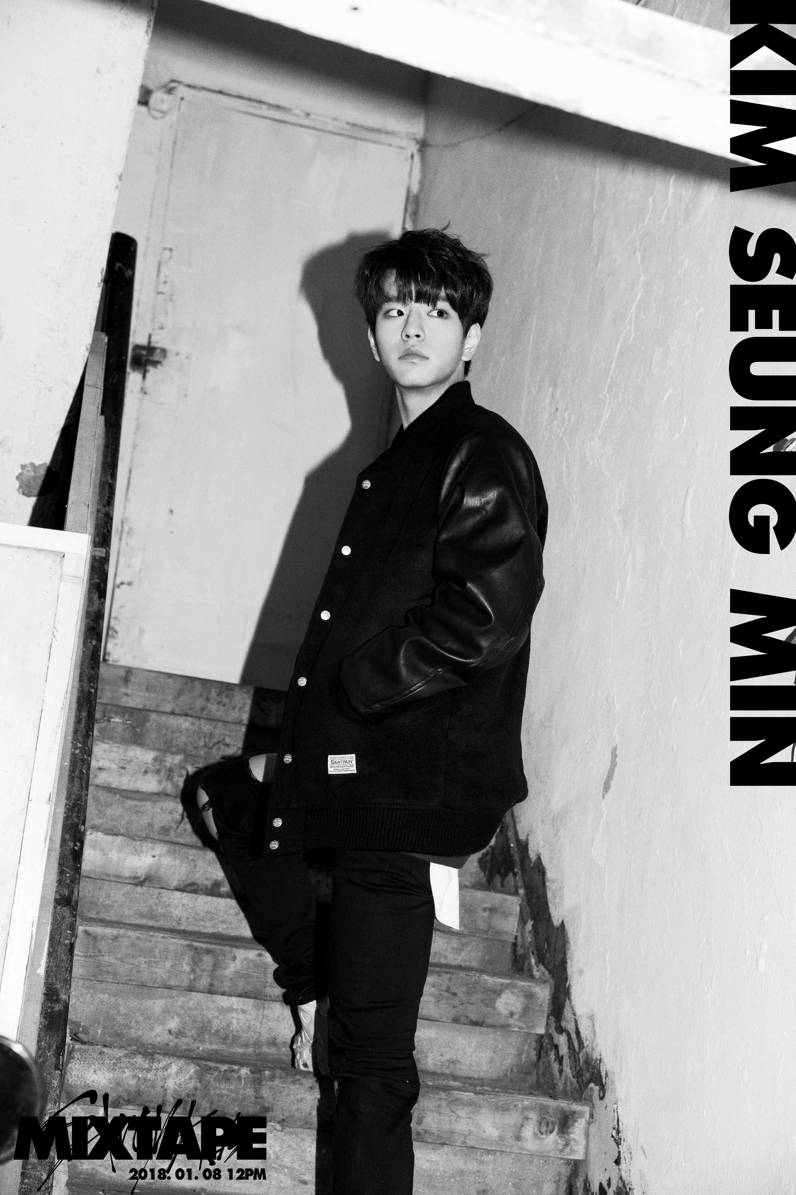 "Stray Kids >> Mini Album ""Clé 2 : Yellow Wood"" Kim-Seungmin-1"