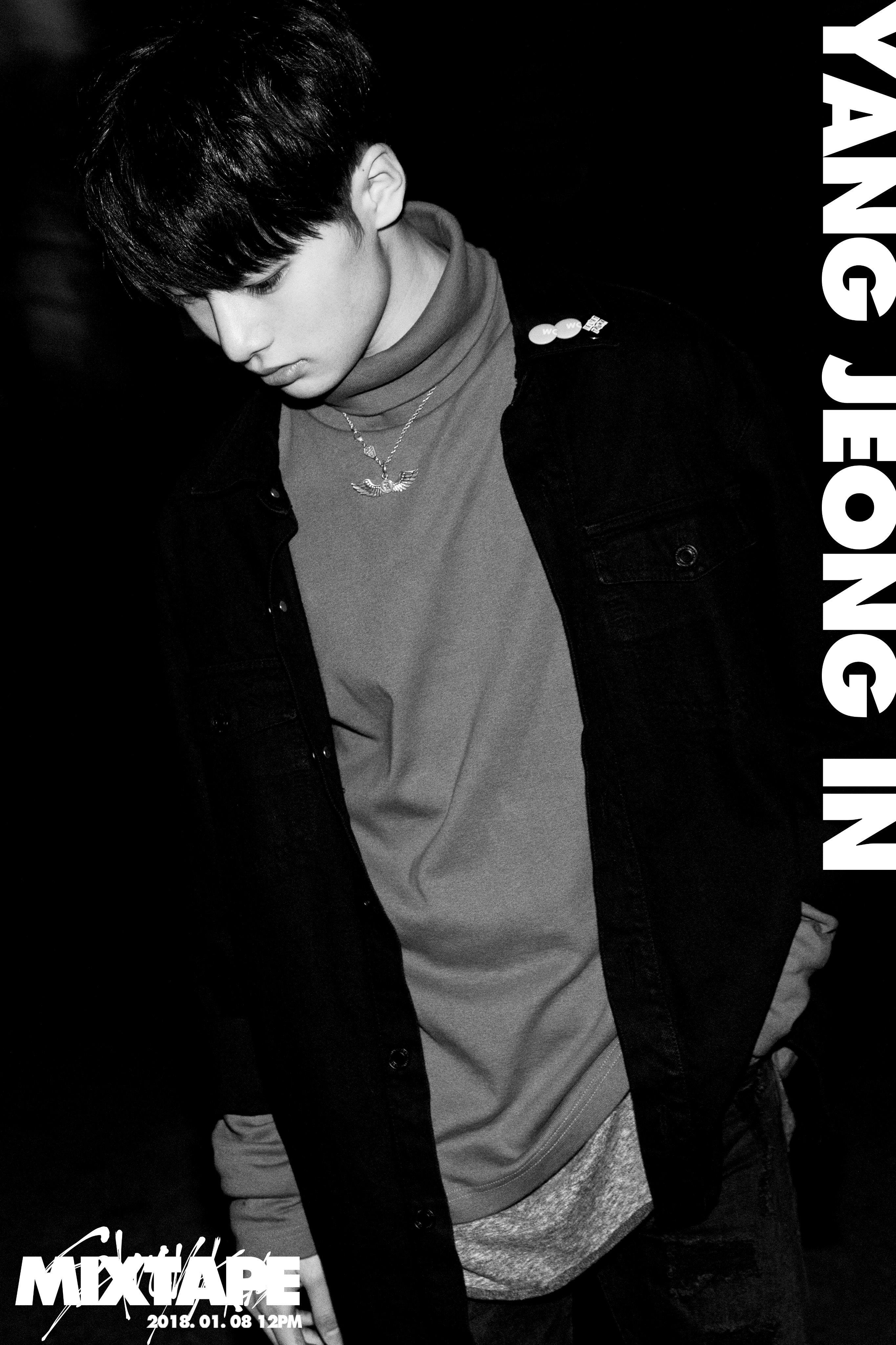 "Stray Kids >> Mini Album ""Clé 2 : Yellow Wood"" Yang-Jeongin-1"