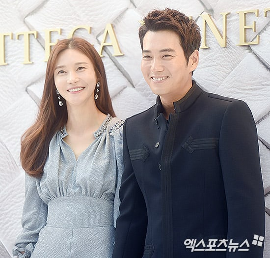 Joo Sang Wook And Cha Ye Ryun Revealed To Be Expecting First Child
