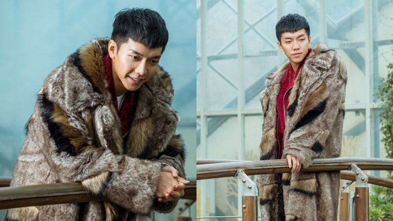 "Lee Seung Gi Makes Bold Transformation In First Stills For ""Hwayugi"""