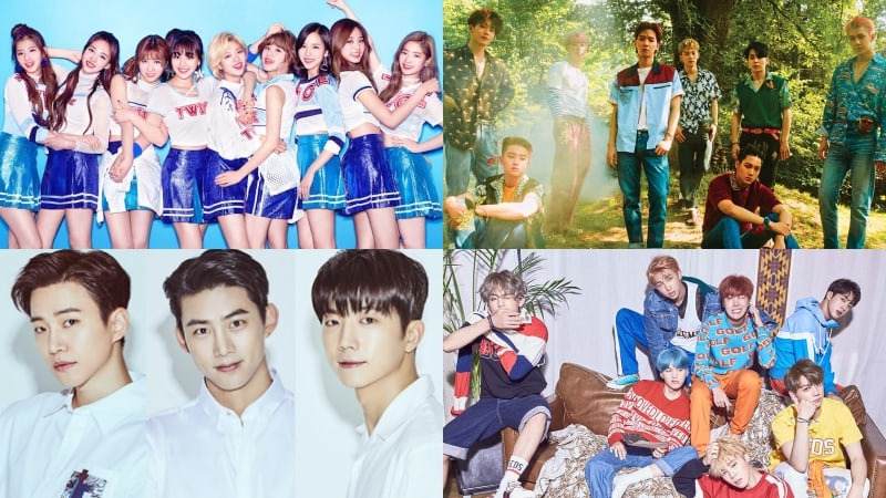 Japanese CD Retailer Tower Records Reveals Best-Selling K-Pop Albums Of 2017
