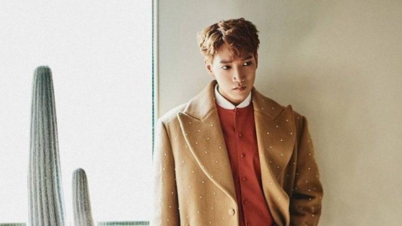 2PM's Jun.K Talks About Past And Future Worries Regarding His Singing Career