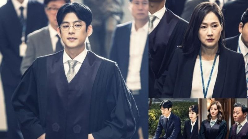 "4 Charismatic Scene-Stealing Characters In ""Judge Vs. Judge"""