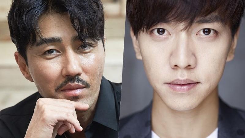 "Cha Seung Won Talks About Reuniting With Lee Seung Gi For ""Hwayugi"""