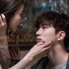 "Things Get Tense Between 2PM's Junho And Yoon Se Ah In New ""Just Between Lovers"" Stills"