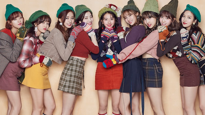 TWICE Selected As One Of The Winners Of 2017 Oricon Queen Award