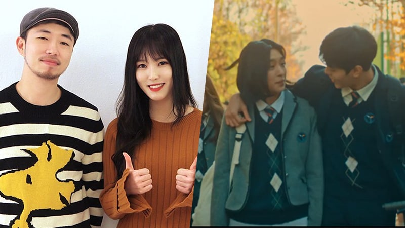 """Watch: GFRIEND's Yuju And Jung Key Sing About Their """"First Love"""" In MV For New Duet Track"""