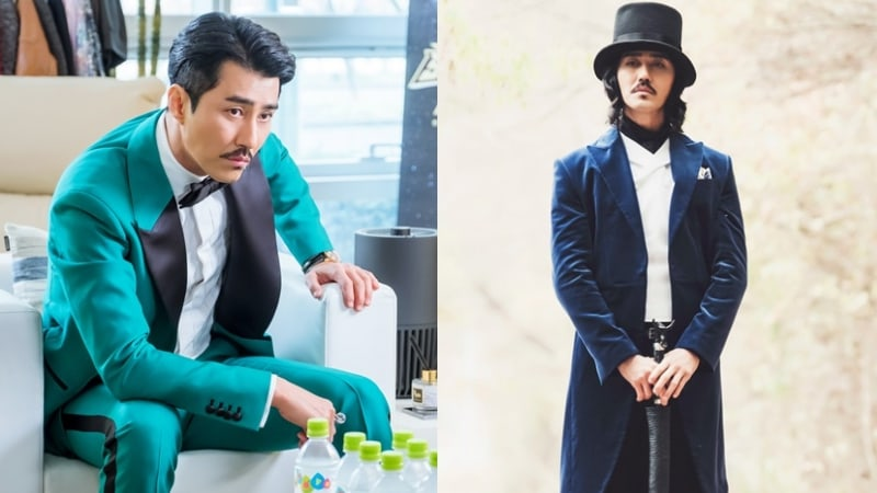 """Cha Seung Won Transforms Into A Fashionable CEO And Devil In New """"Hwayugi"""" Stills"""