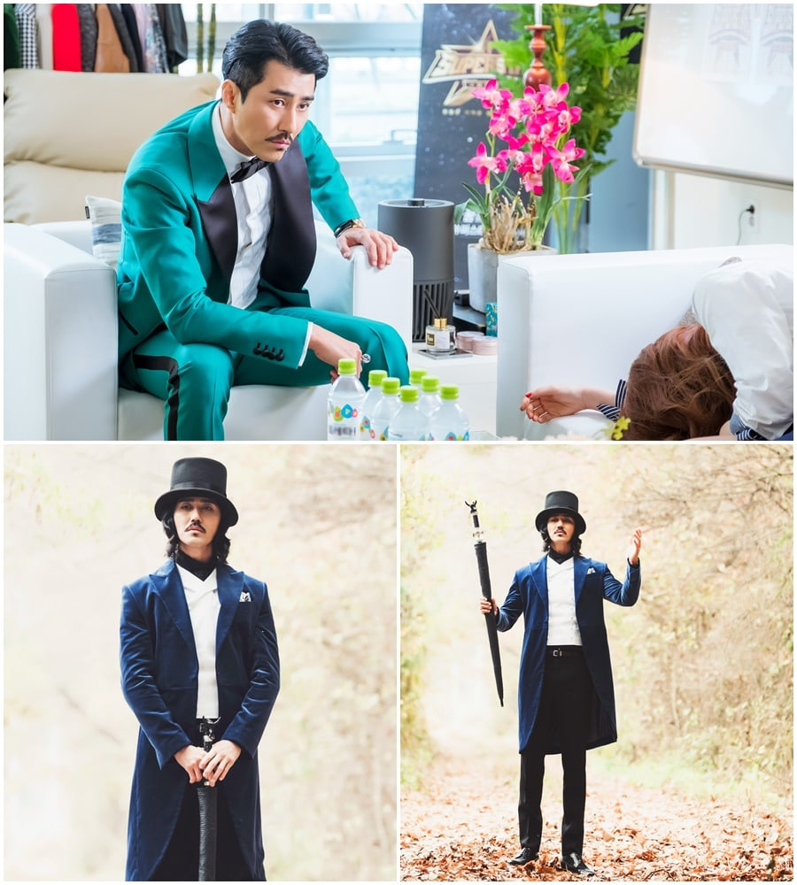 Сериалы корейские - 16  - Страница 9 Cha-Seung-Won
