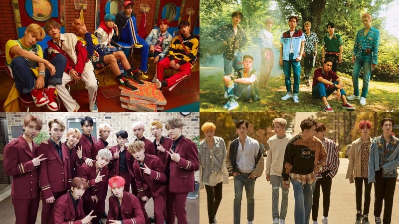 Here's How K-Pop Artists Ranked On Lists Of Most Tweeted About Celebrities And Songs Worldwide In 2017