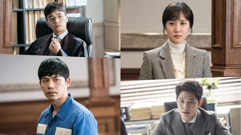 "Revelations Lead To Apologies And Suspicions In New Stills For ""Judge Vs. Judge"""