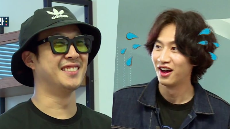 "HaHa Uses Every Trick In The Book To Get Lee Kwang Soo To Join ""Big Picture"""