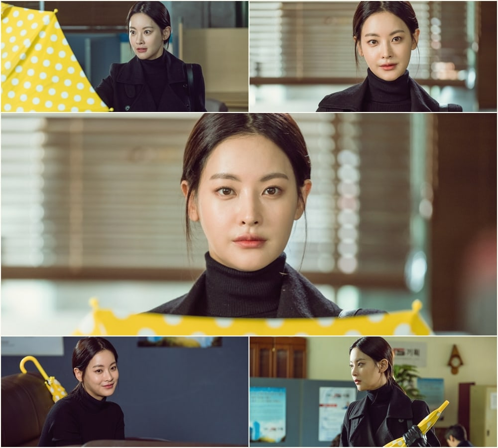 """Oh Yeon Seo Is A Woman On A Mission Armed With A Magic Umbrella In """"Hwayugi"""" Stills"""
