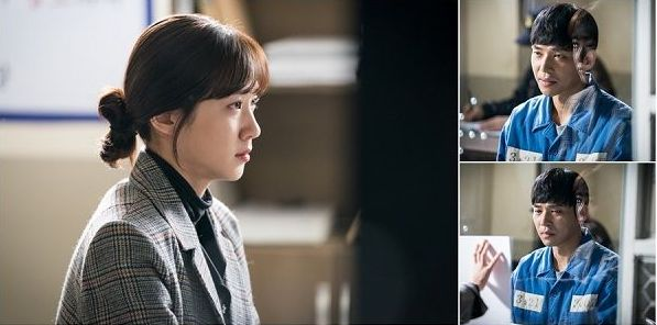 """Judge Vs. Judge"" Previews Emotional Reunion Ahead For Park Eun Bin In New Stills"