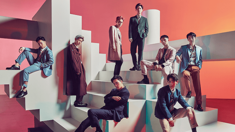 EXO's Upcoming Japanese Title Track Trends Worldwide After Surprise Short MV Release