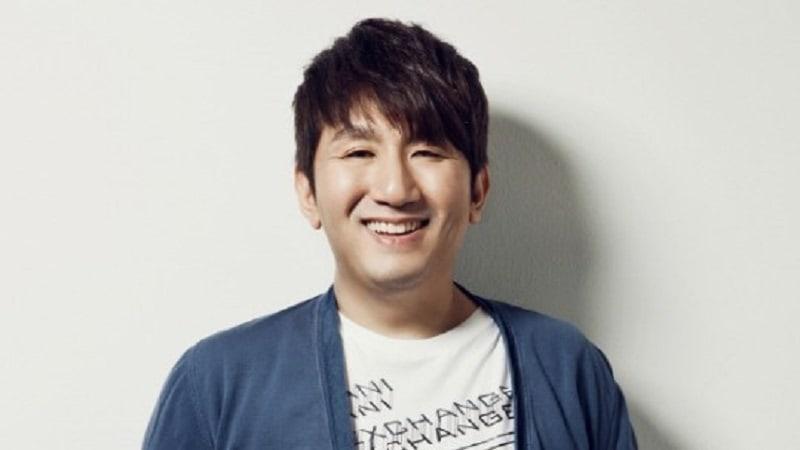 Big Hit CEO Bang Shi Hyuk To Donate Prize Money From Presidential Award