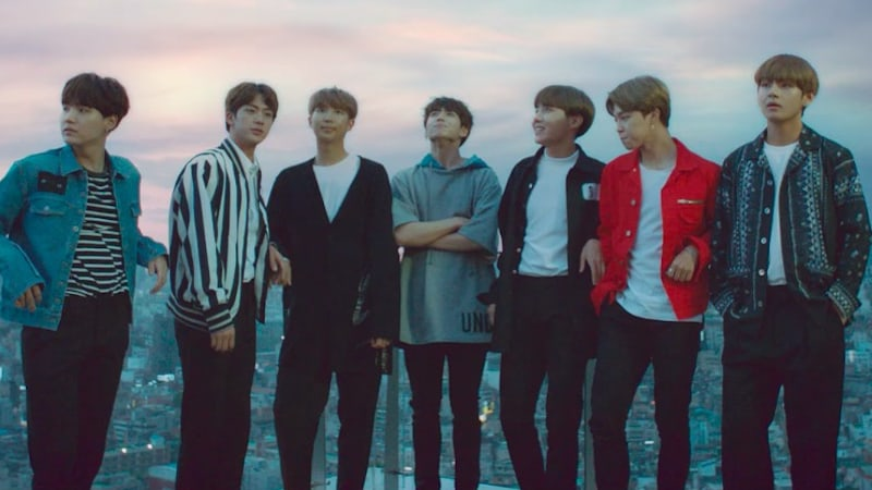 BTS Reveals New Promotional Track For City Of Seoul