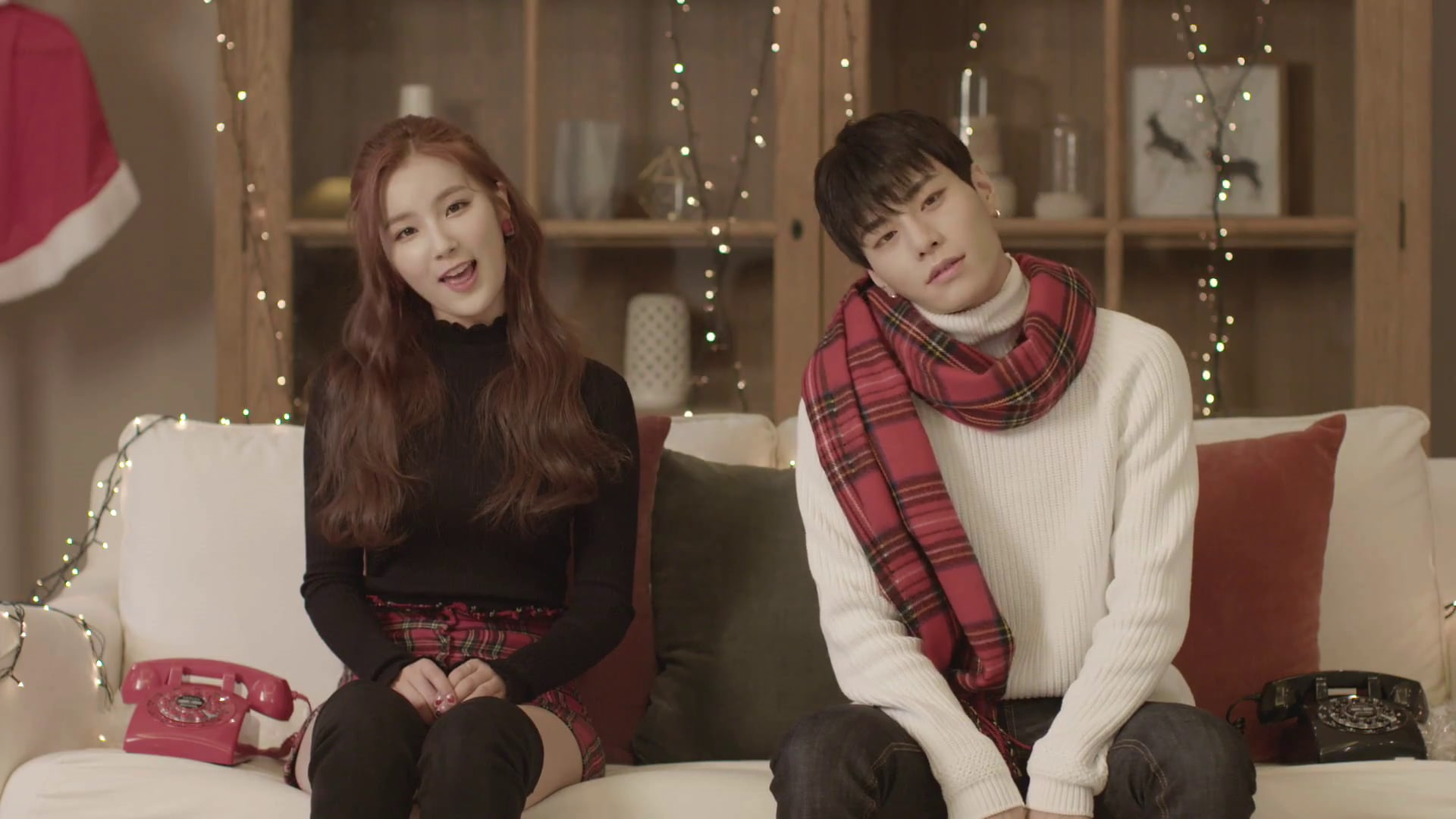 "Watch: JBJ's Kim Sang Gyun And ELRIS's Sohee Reveal MV For ""Childlike"" Produced By BTOB's Minhyuk"