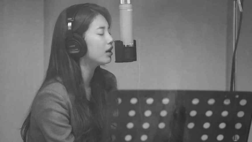 "Watch: Suzy Sings Lovely Cover Of Yoo Jae Ha's ""Because I Love You"""