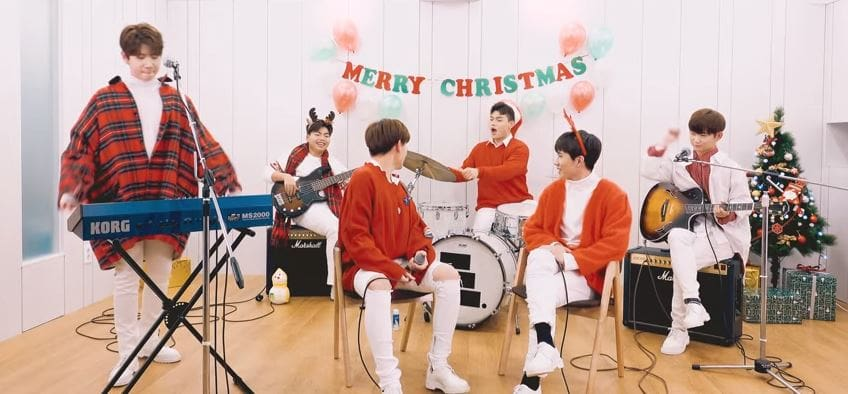 "Watch: The East Light Celebrates Christmas Early With Special ""My Wish"" Track"