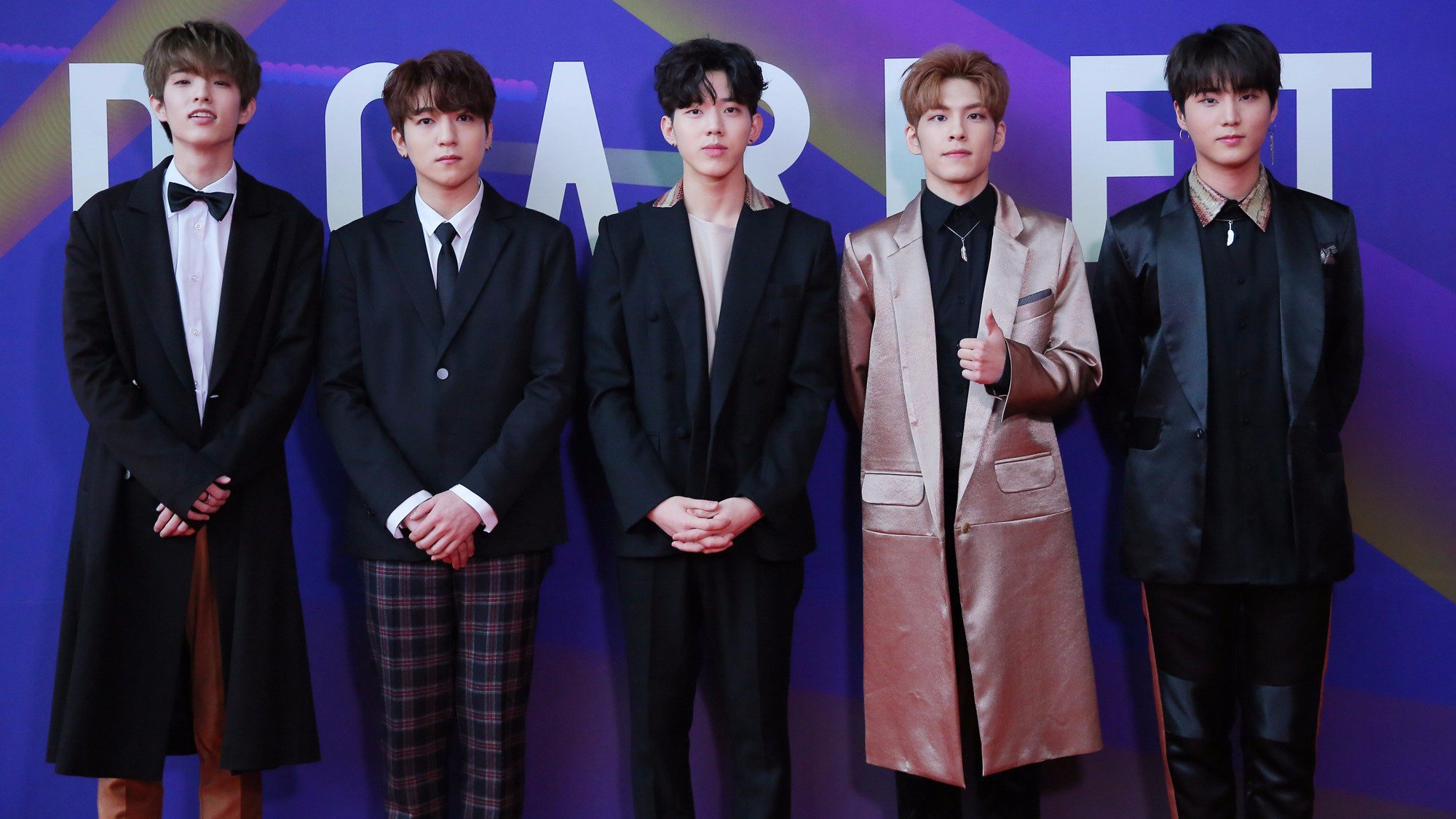 DAY6 Shares Thoughts On Their First Time Attending MAMA