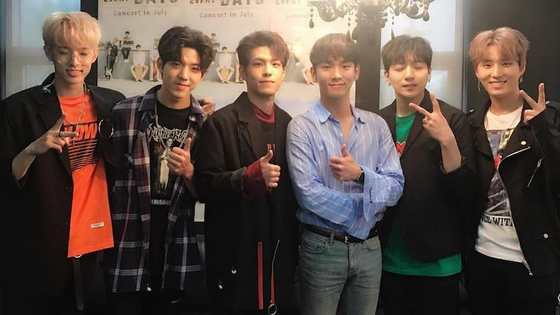 DAY6 Talks About SHINee's Key Being A Fan Of The Band