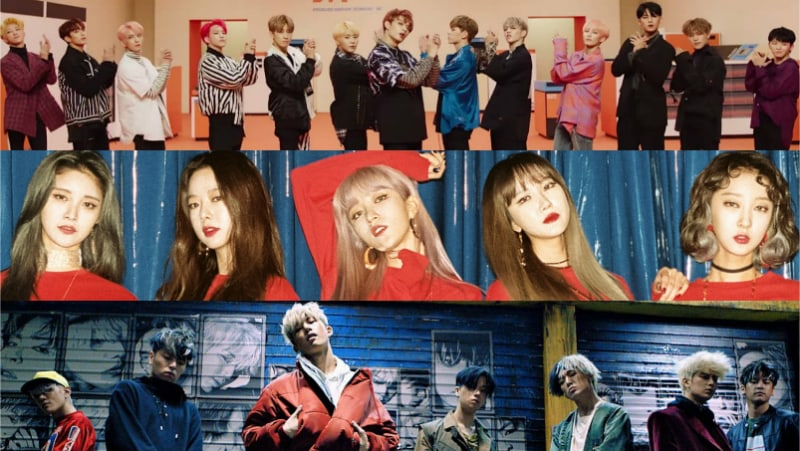 SEVENTEEN, EXID, And iKON To Perform At 2017 Supermodel Contest