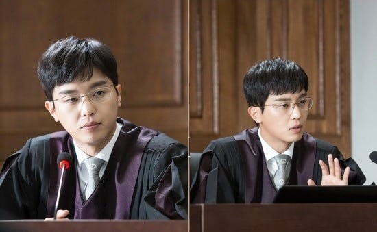 """Yeon Woo Jin Pays Immense Attention To Character Detail In """"Judge Vs. Judge"""""""