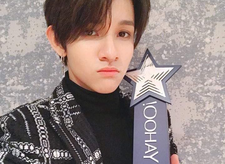 Samuel Thanks Fans For Win At 2017 Yahoo Asia Buzz Awards